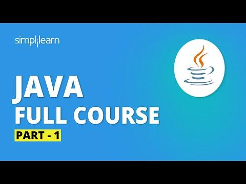Java Full Course - 1 | Java Tutorial For Beginners | Java ... - YouTube