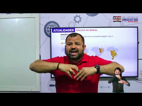Aula 04 | Apagões no Brasil - Parte 01 de 03 - Atualidades