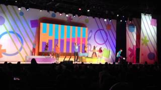 """The Fresh Beat Band Live in Concert """" I Can Do Anything"""""""