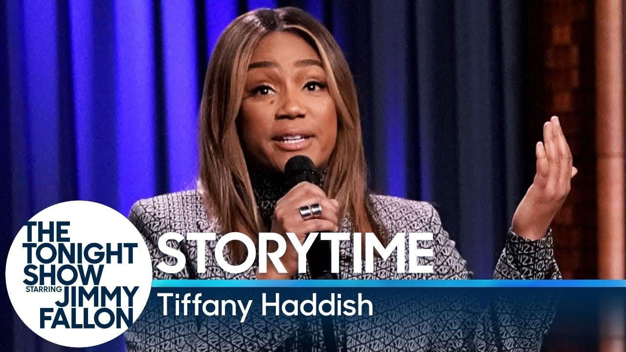 Storytime withTiffany Haddish:Holidays thumbnail