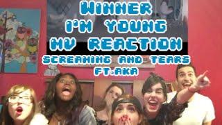 AKA REACTS! WINNER (위너) - 좋더라(I'M YOUNG) MV Reaction
