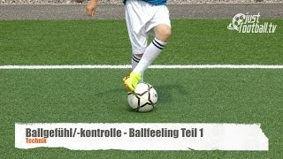 Ballfeeling Teil 1