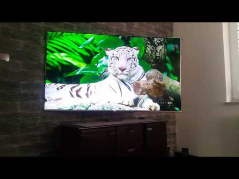 Samsung UE65KS7000 - 4K YouTube TEST