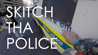FREESKATING IN CAPE TOWN DURING A PROTEST // 3 WHEELS INLINE SKATES // VLOG69