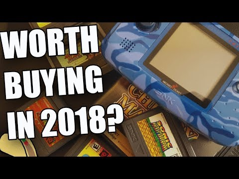 Should You Buy a Neo Geo Pocket Color in 2018?
