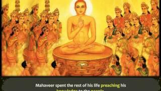 The Birth of Jainism - (Social Science) - Iken School - (English audio)