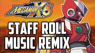megaman x5 boss theme mashup - TH-Clip