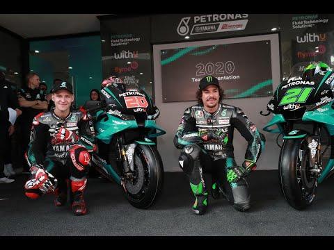 MotoGP2020 動画で見るペトロナス ヤマハ SRT体制発表動画