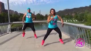 Guaya (Audio)   Wisin & Yandel   Zumba Choreography   Coreografía Zumba   Meli Espinoza