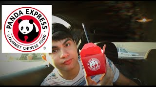 ME EATING PANDA EXPRESS MUKBANG - Video Youtube