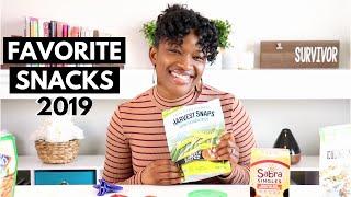 My Favorite Snacks Of 2019 | Healthy Snack Foods