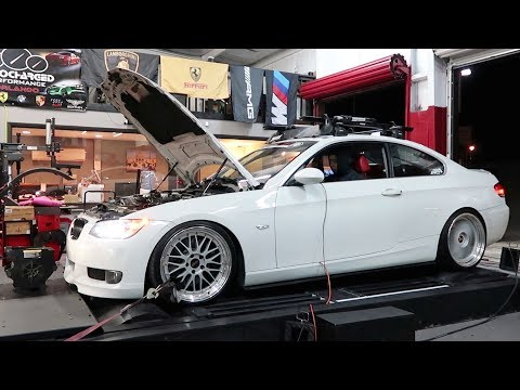 Single Turbo 335i Goes Back to the Dyno!