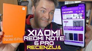 Xiaomi Redmi Note 6 Pro recenzija - 4 kamere, usjek iznad ekrana i fer cijena (06.10.2018)