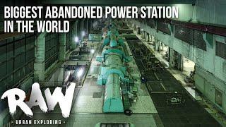 URBEX | Erkundete das GRÖSSTE verlassene Kraftwerk