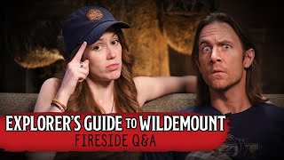 Explorer's Guide to Wildemount Q&A and Fireside Chat with Matthew Mercer