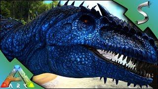 Delightful RANDOMLY MUTATED GIGA! COLOUR MUTATIONS, GIGANOTOSAURUS BREEDING!   Ark:  Survival Evolved [