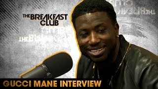 Gucci Mane Talks Real Friends, His Time in Prison and His Influence on the Hip Hop Community