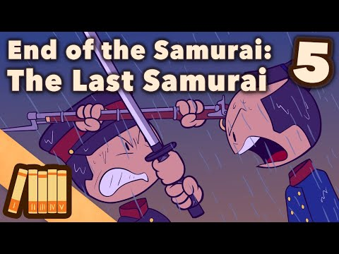 Konec samurajů: Poslední samuraj