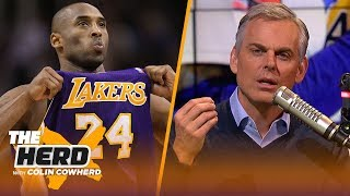 Kobe Bryant was uniquely LA's, and that relationship was hard to quantify — Colin | NBA | THE HERD