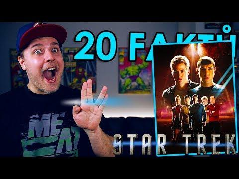 20 FAKTŮ - Star Trek
