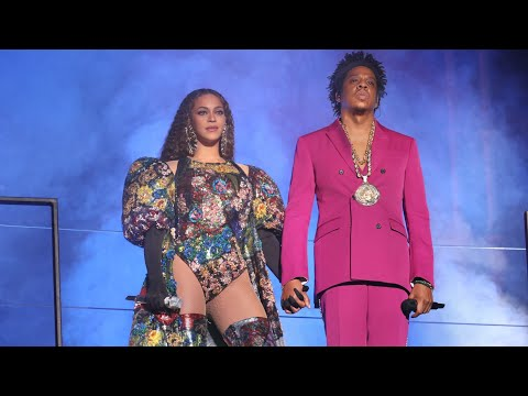 Beyoncé & Jay-Z - 03' Bonnie & Clyde (2018 South Africa Global Citizen Festival)