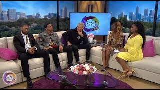 Sister Circle | The Cast of The Bobby Debarge Story on TVOne