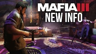 Mafia 3 - INFORMATION BLOW OUT - New Gameplay / Release Date & More