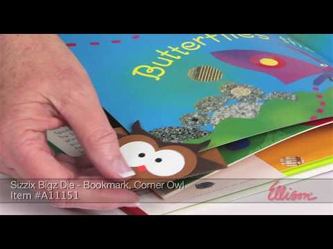 Raccoon Corner Bookmark | Ellison Education Lesson Plan #12135