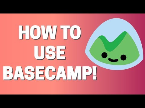 How To Use Basecamp In 2021! (Easy Guide) - YouTube