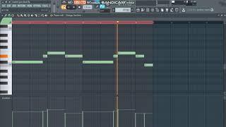(FLP) 6LACK   Loaded Gun (East Atlanta Love Letter) Instrumental FL Tutorial Remake By Daipleh