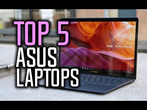 Best ASUS Laptops in 2018 – ASUS Laptop Reviews