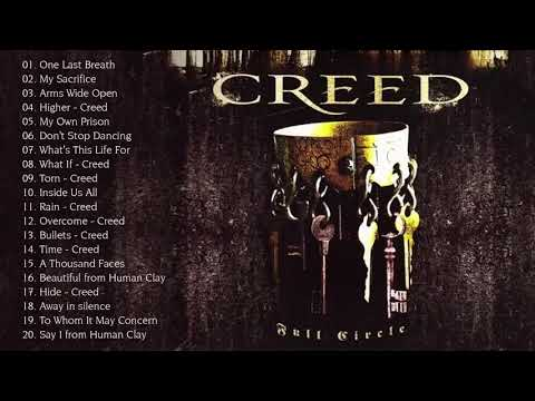 Creed Greatest Hits Full Album  |  The Best Of Creed Playlist 2021  |  Best Songs Of Creed