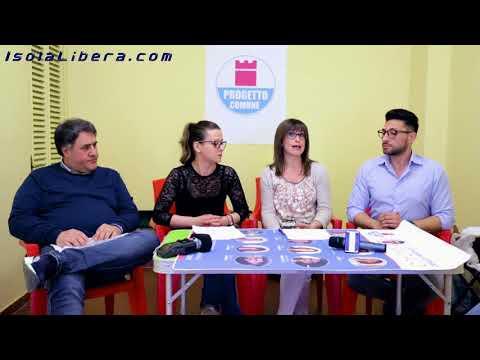2° Intervista Progetto Comune: Lavoro, Agricoltura, Servizi, Associazioni, Smart City