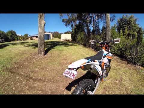 2015 KTM 300exc SIX DAYS