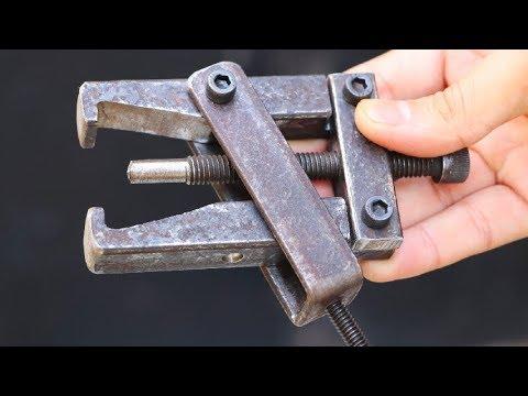 Make A Armature Bearing Puller || DIY Bearing Puller