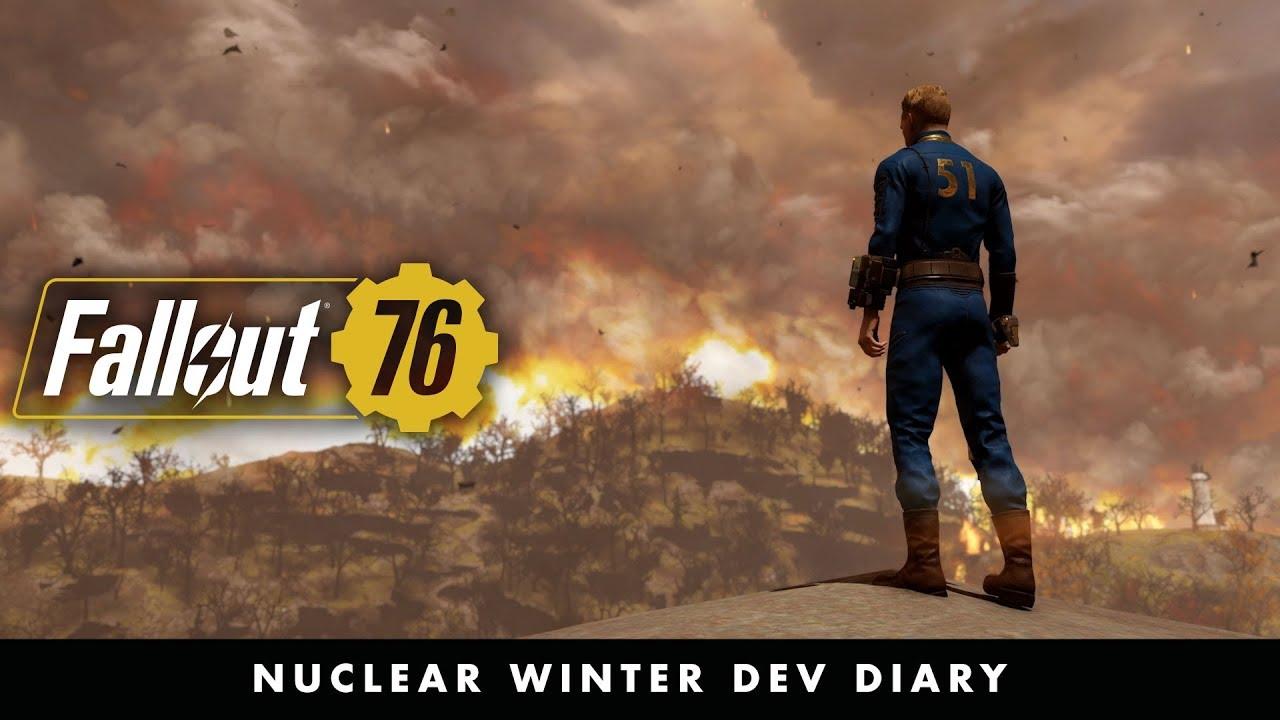 Fallout 76 avra' una seconda vita con Wastlanders e Nuclear Winter?