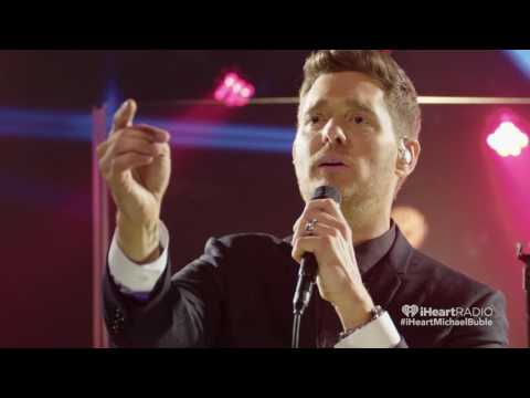 Michael Bublé - I Believe in You (iHeartRadio Album Release Party 2016) [Live Performance ]