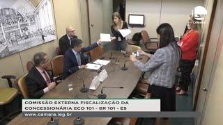 Concessionária BR 101/ES - Discussão e votação de propostas - None