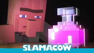 Battle Of The Bids   A Minecraft Animation   Slamacow