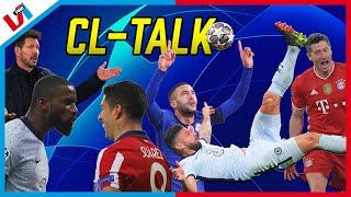 CL-TALK: Wereldgoal Giroud, Wonderkind Musiala, Koning Lewandowski En Ziyech Ruikt Zijn Kans