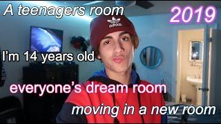 A Teenagers Room  * ROOM TOUR 2019