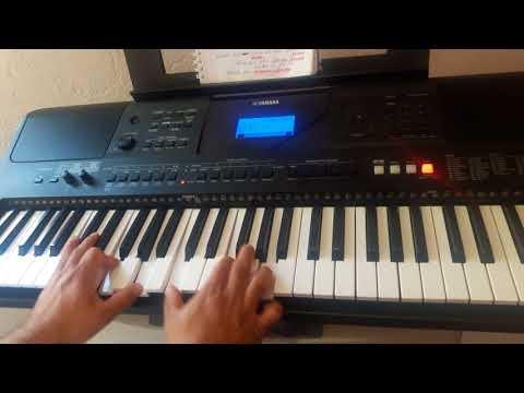 TUTORIAL ENSEÑAME A OLVIDAR nelzon kanzela teclados