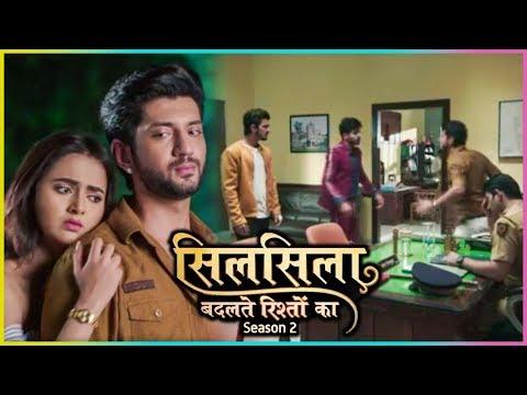 Veer Gets Arrested | Ruhaan And Mishti To Rescue Him | Silsila Badalte Rishton Ka 2