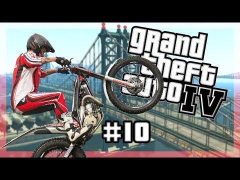 NOVÝ STUNTER V MESTE! | Grand Theft Auto 4 | Part 10 | SK Let's Play | George