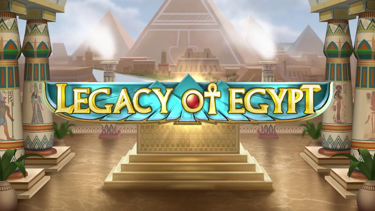 Legacy of Egypt från Play'n GO