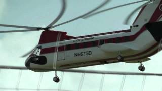preview picture of video 'Absturz RC Heli in Olching'