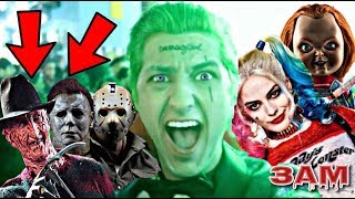 DO NOT HALLOWEEN PARTY AT 3AM!! *OMG SO SCARY*