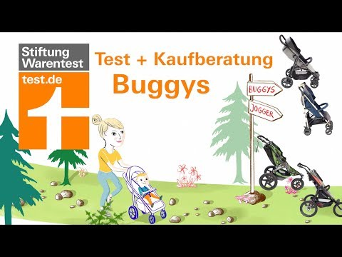 Buggy Test + Kaufberatung 2018: Schadstoffe in Bugaboo, Hauck & Chic 4 Baby Kinderbuggy