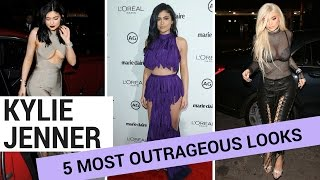 Kylie Jenner's 5 Most Outrageous Outfits