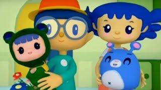 Руби и  Йо-йо - сборник - Все серии про папу и маму Руби - обучающие мультфильмы для малышей 0-3